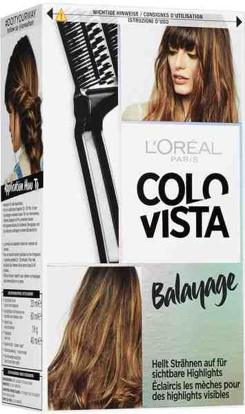 COLOVISTA, »Effect Bleach Kit Balayage«, Coloration
