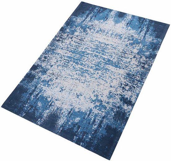 Teppich »Cotton Vintage«, Living Line, rechteckig, Höhe 10 mm