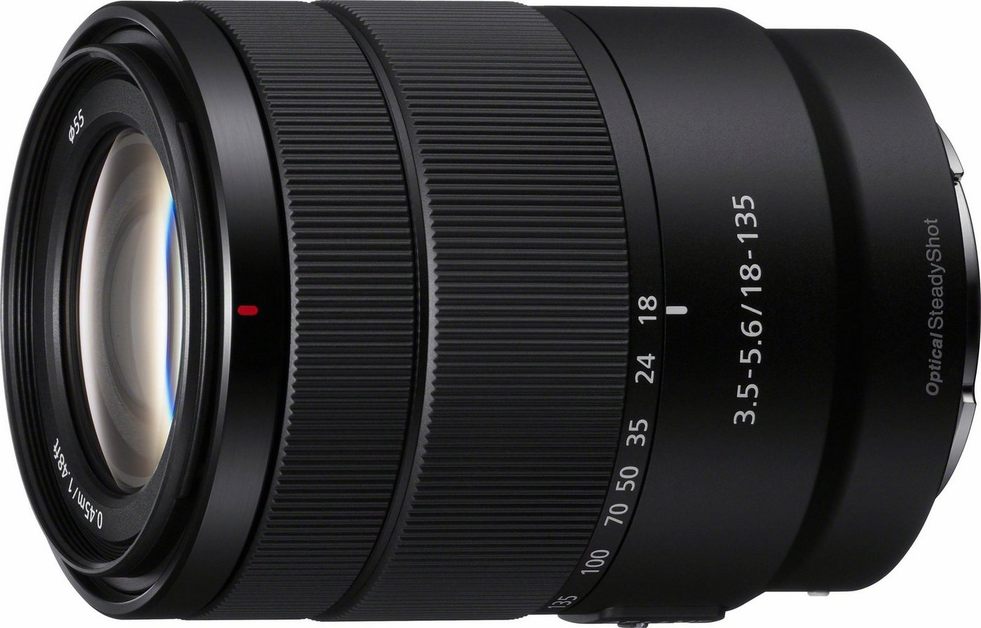 Objektive - Sony »SEL 18135« Zoomobjektiv  - Onlineshop OTTO