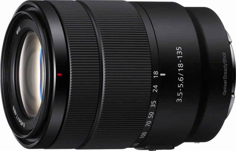 Sony »SEL-18135« Zoomobjektiv