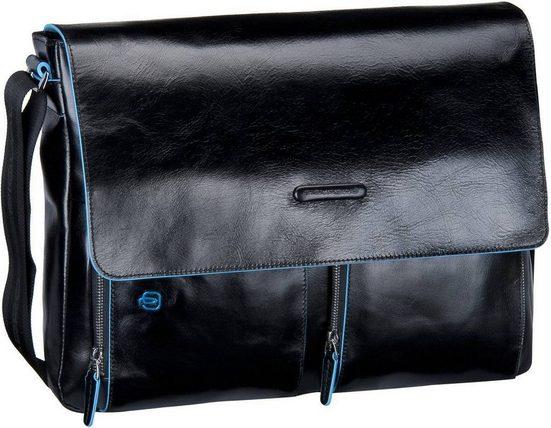 Piquadro Notebooktasche / Tablet Blue Square Messenger II