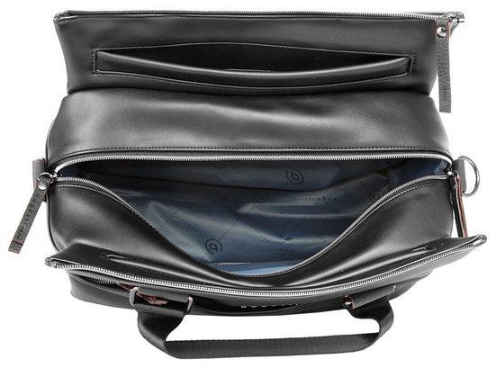 Bugatti Handtasche SENSO RFID