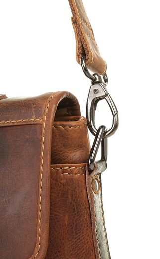 Country Leather Briefcase
