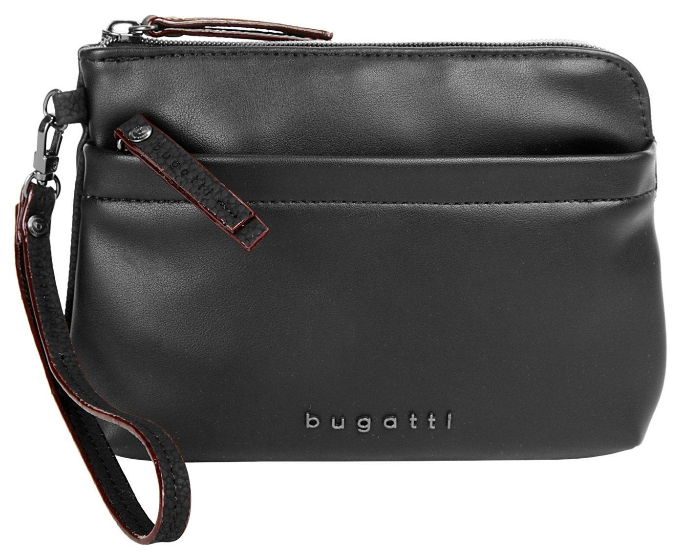 bugatti Abendtasche »SENSO RFID«, RFID-Schutz | Taschen > Handtaschen > Abendtaschen | Schwarz | bugatti