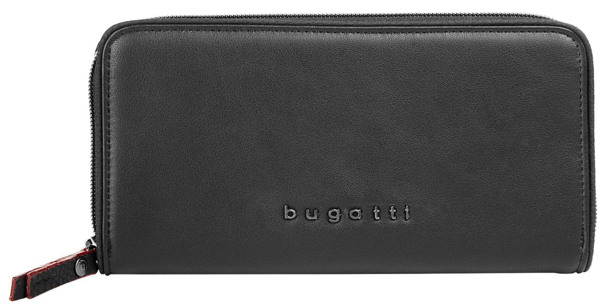 Bugatti Geldbörse »SENSO RFID«, Kreditkartenfächer
