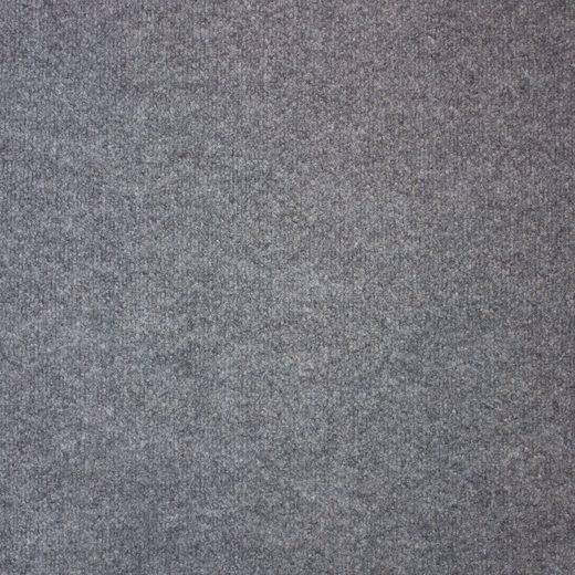 Teppichfliese »Madison grau«, 20 Stück (5 m²), selbstliegend
