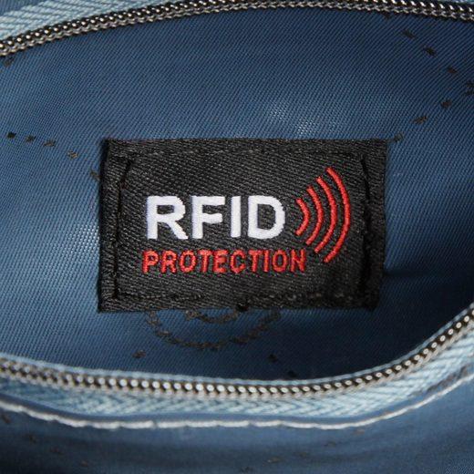 Bugatti Umhängetasche SENSO RFID