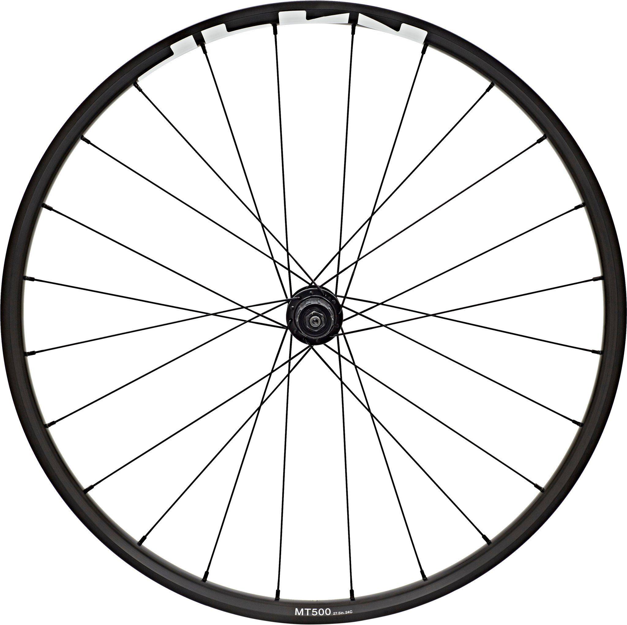 """Shimano Laufrad »WH-MT500 MTB Hinterrad 27,5"""" Disc CL Clincher QR«"""