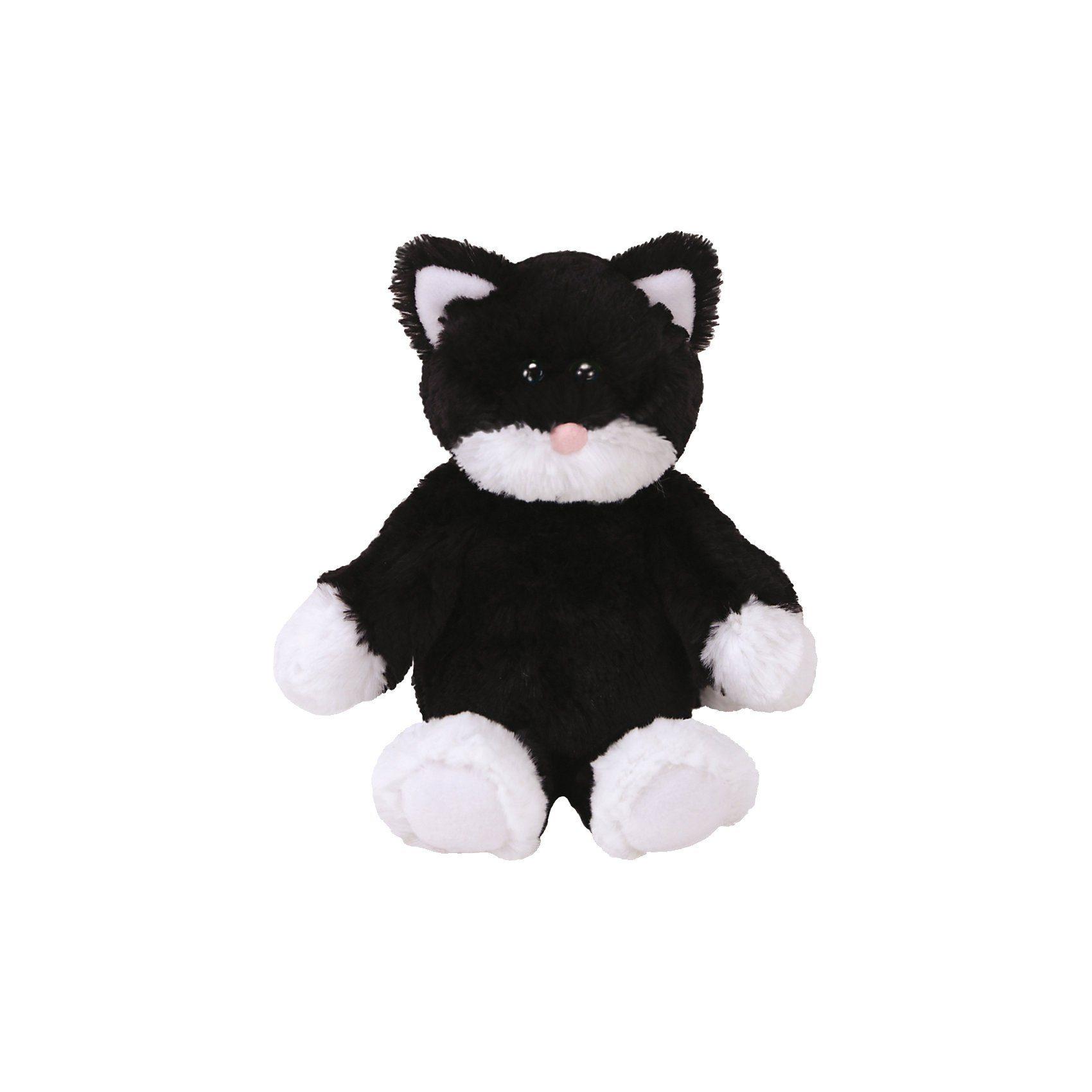Ty® Attic Treasures Bessie, Katze schwarz/weiß 20cm