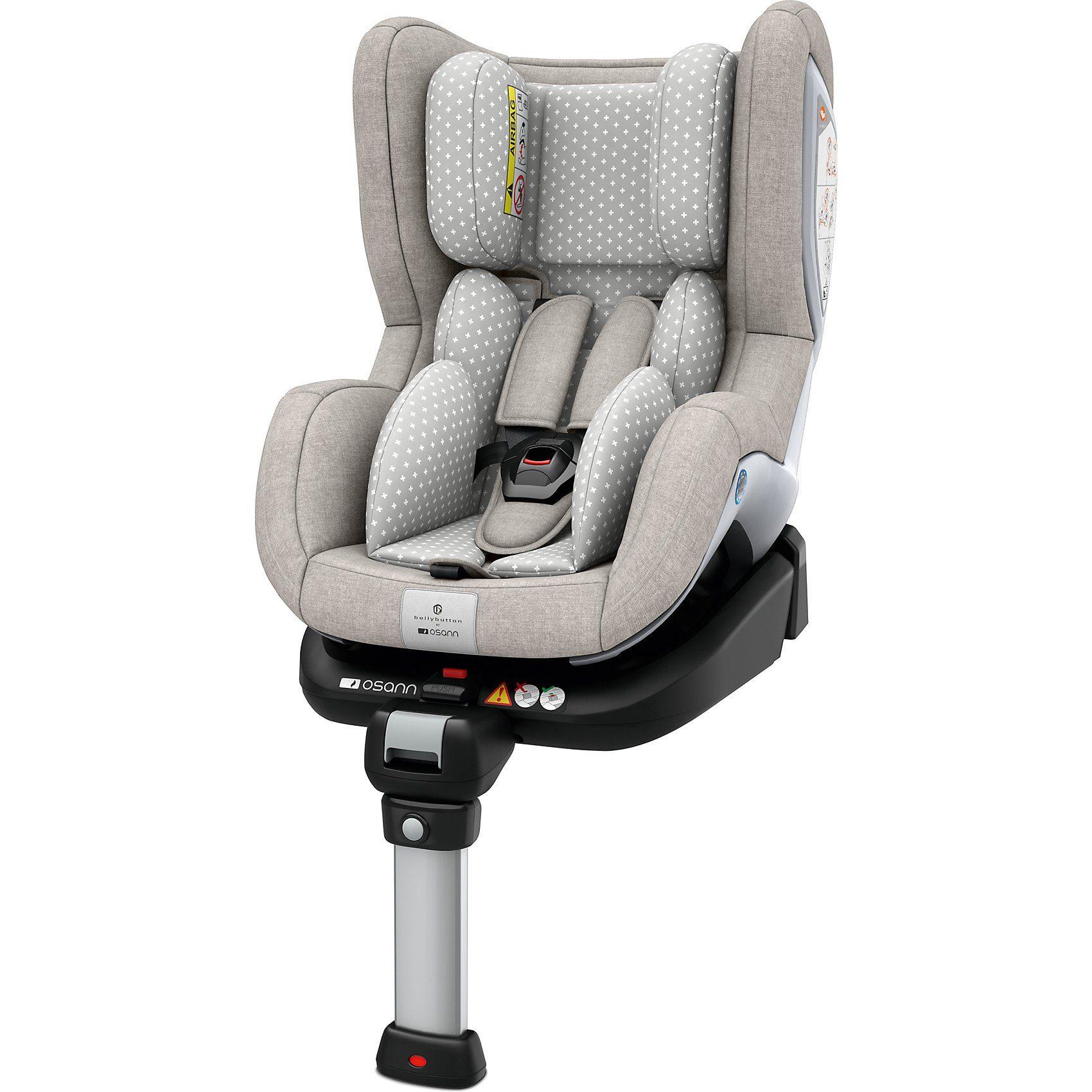 Osann Auto-Kindersitz Fox, bellybutton, Silver Cloud, 2018