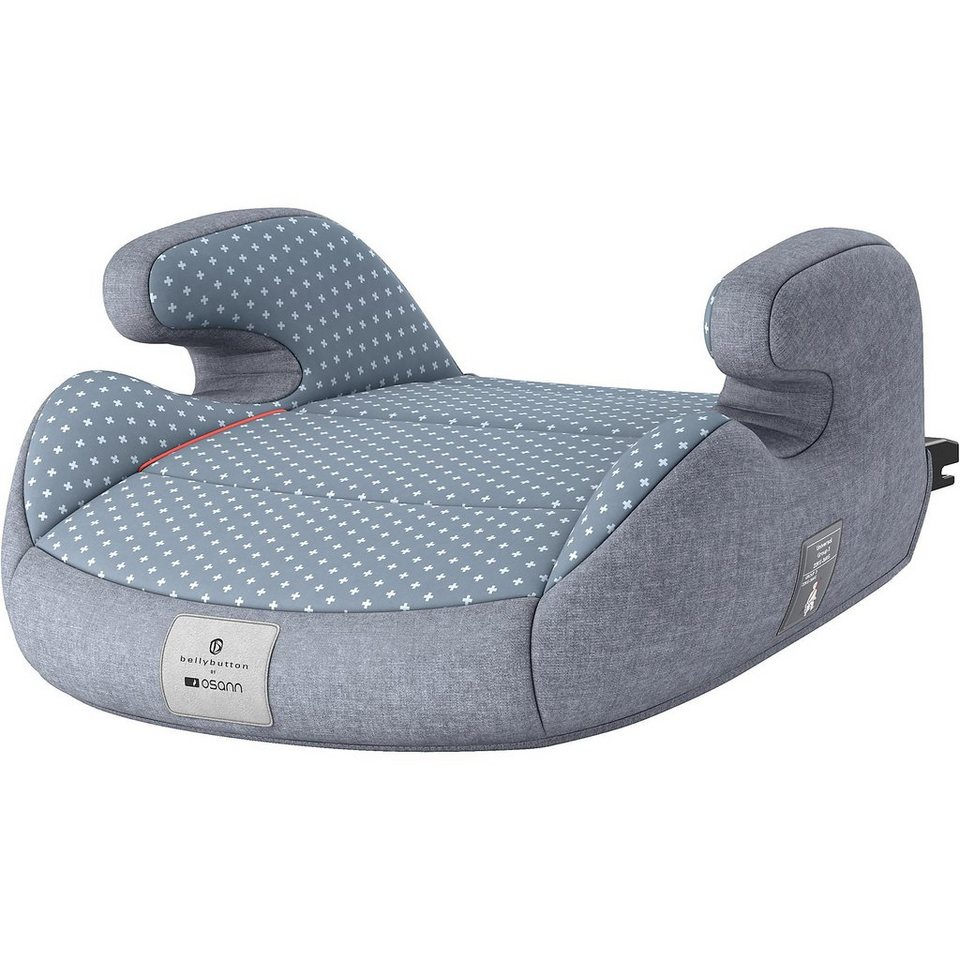 osann sitzerh hung junior isofix bellybutton flint stone. Black Bedroom Furniture Sets. Home Design Ideas
