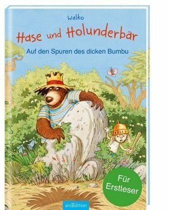 Gebundenes Buch »Hase und Holunderbär - Auf den Spuren des...«