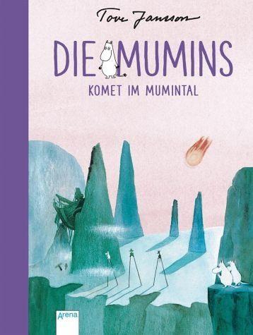 Gebundenes Buch »Komet im Mumintal / Die Mumins Bd.2«