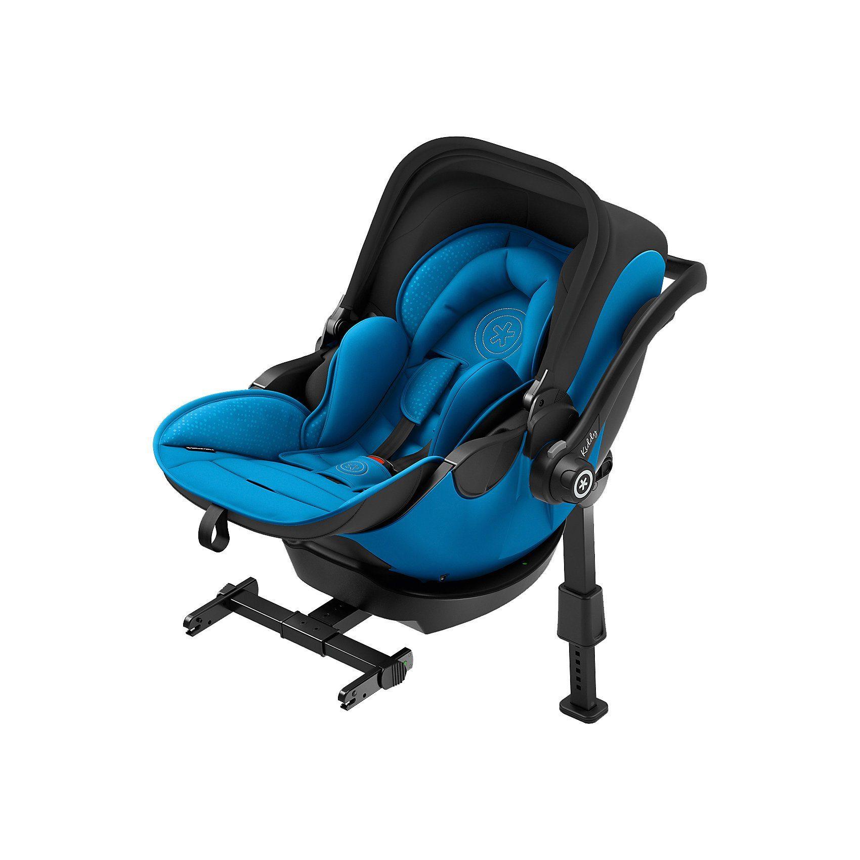 kiddy Babyschale Evoluna i-Size 2 inkl. Isofix-Base 2, Summer Blue