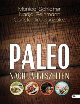 Broschiertes Buch »Paleo nach Jahreszeiten«