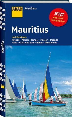 Broschiertes Buch »ADAC Reiseführer Mauritius«