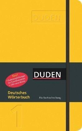 Broschiertes Buch »Deutsches Wörterbuch«