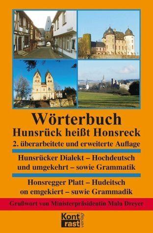Broschiertes Buch »Wörterbuch - Hunsrück heißt Honsreck«