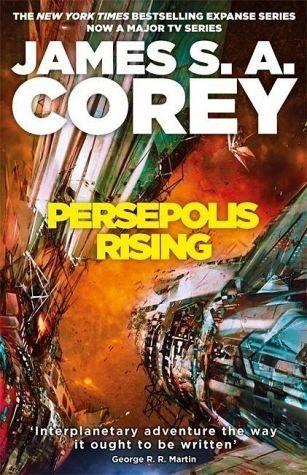 Broschiertes Buch »The Expanse 07. Persepolis Rising«