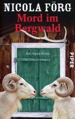 Broschiertes Buch »Mord im Bergwald / Kommissarin Irmi Mangold Bd.2«