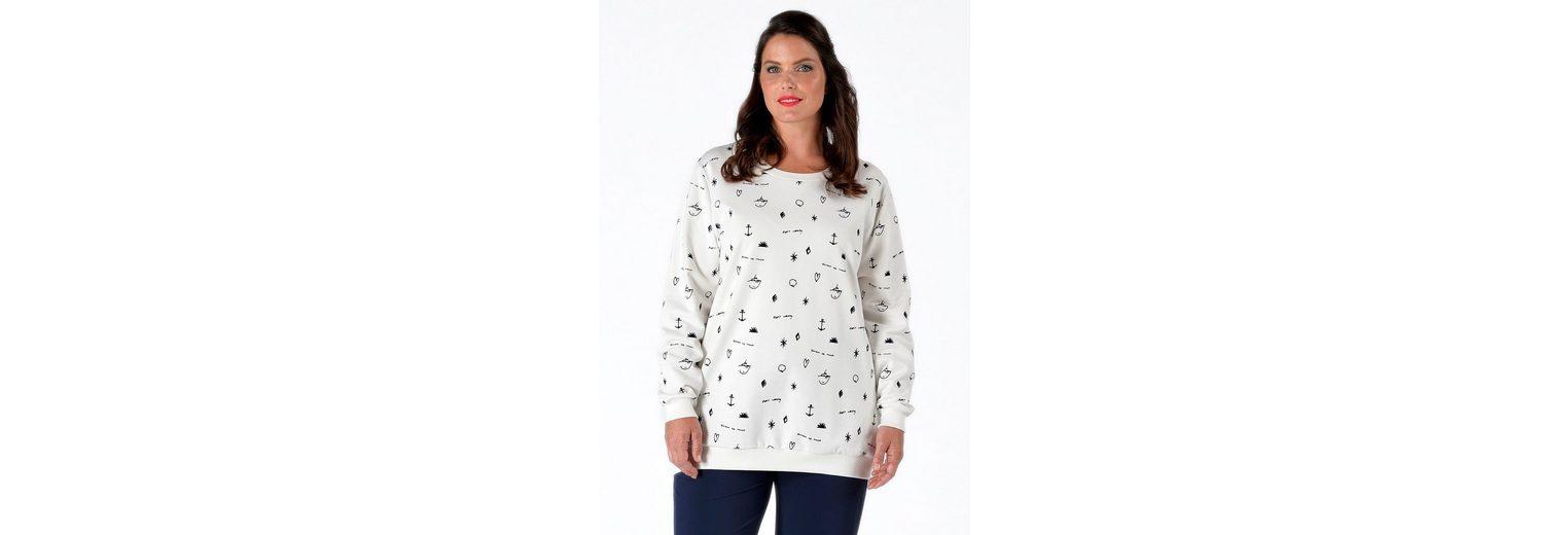 Yoek Sweatshirt SAIL Verkauf Niedrigen Preis Versandgebühr Viele Arten Von Online cMLjj4iT