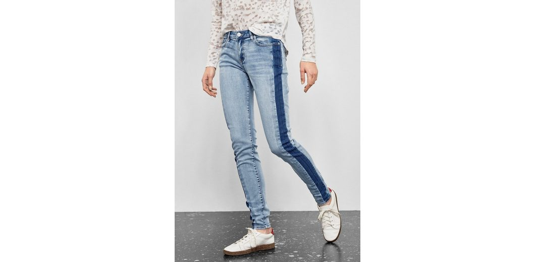 Spielraum Erstaunlicher Preis Grenze Angebot Billig Q/S designed by Sadie Superskinny: Fashion Denim Spielraum Limitierte Auflage 92pao