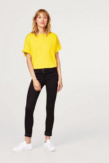 Pantalon Stretch Slim Collection Esprit Avec Fermeture À Glissière Décorative