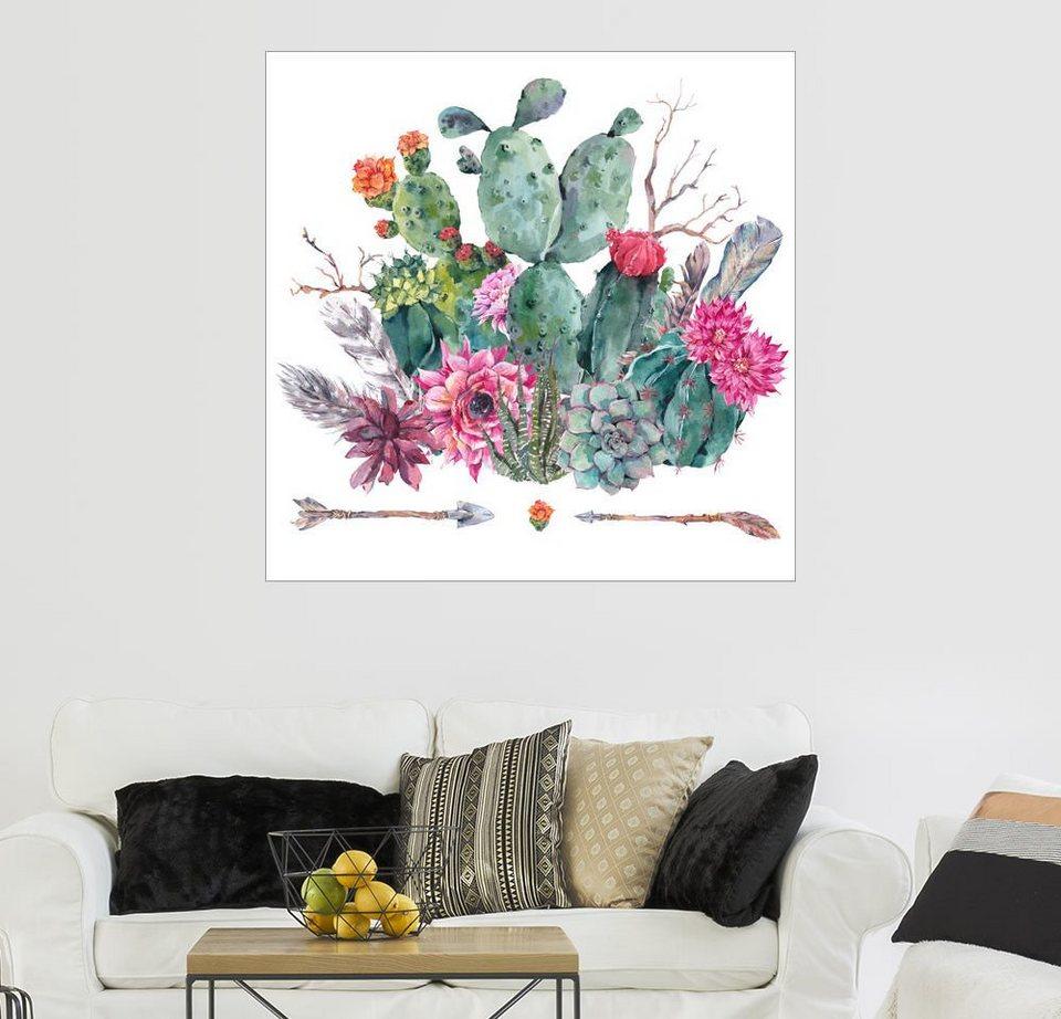 Posterlounge Wandbild »Wunderschöne Wüste« kaufen | OTTO