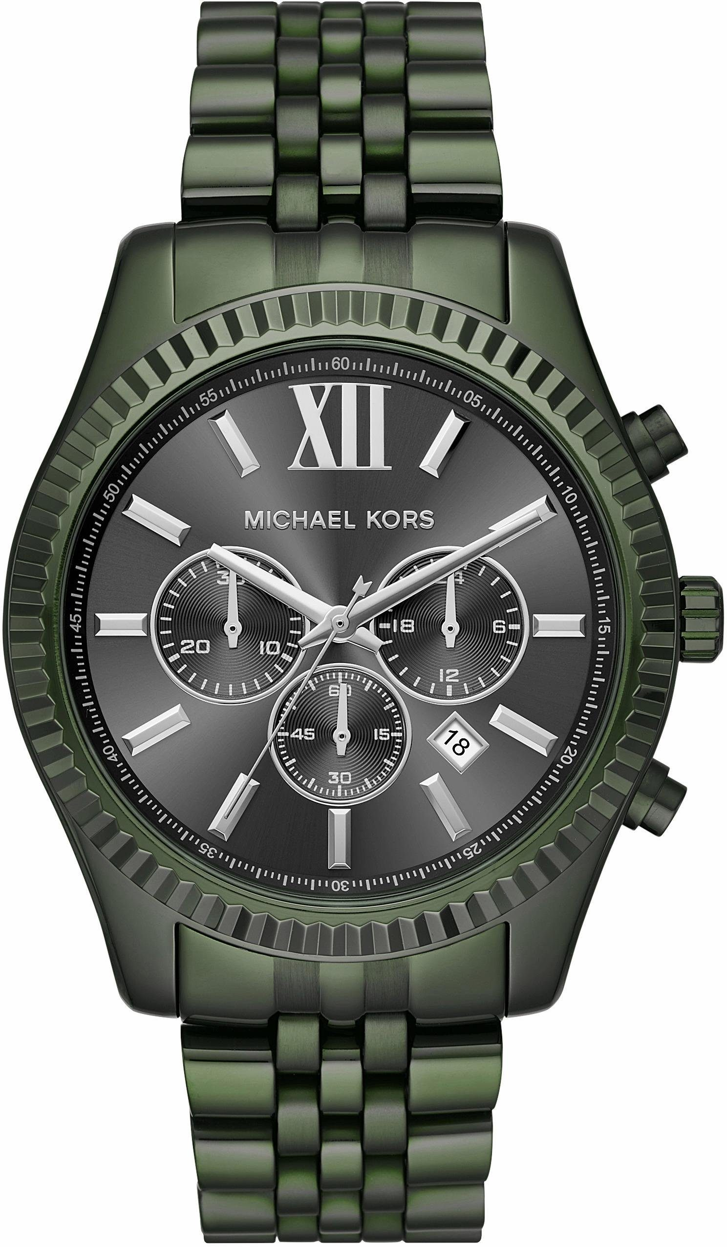 MICHAEL KORS Chronograph »LEXINGTON, MK8604«