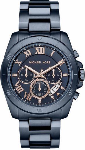MICHAEL KORS Chronograph »BRECKEN, MK8610«
