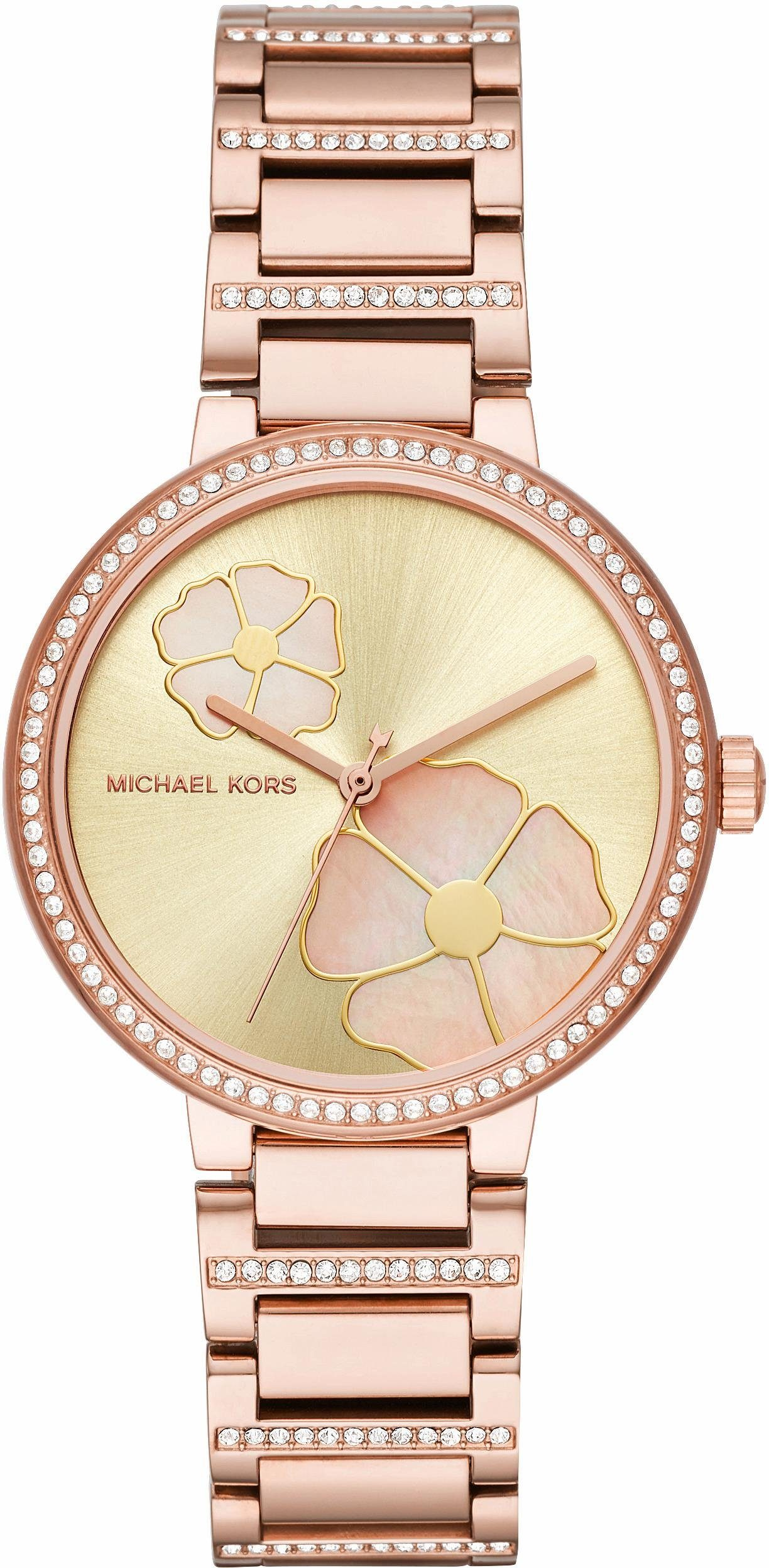 MICHAEL KORS Quarzuhr »COURTNEY, MK3836« kaufen | OTTO