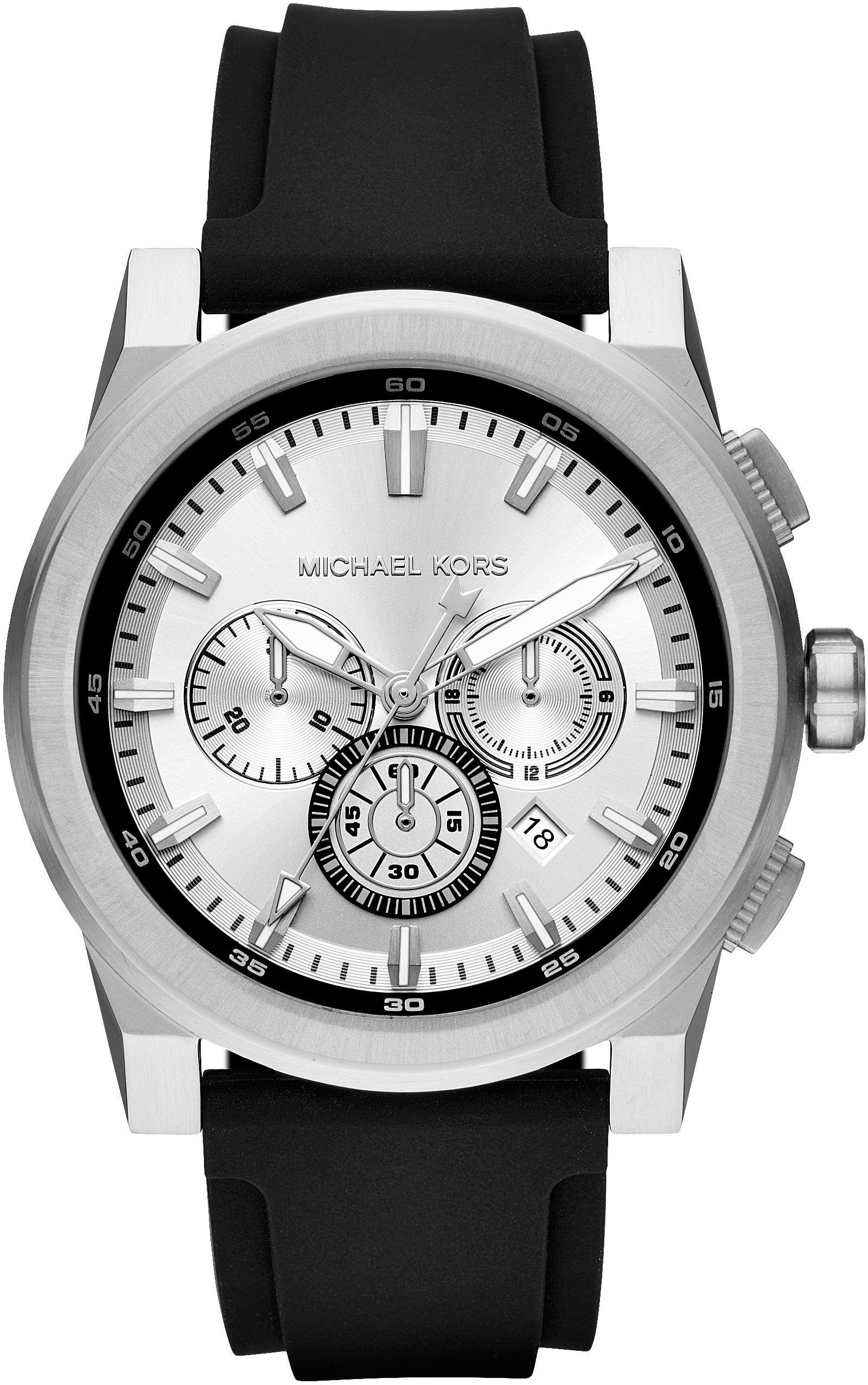 MICHAEL KORS Chronograph »GRAYSON, MK8596«