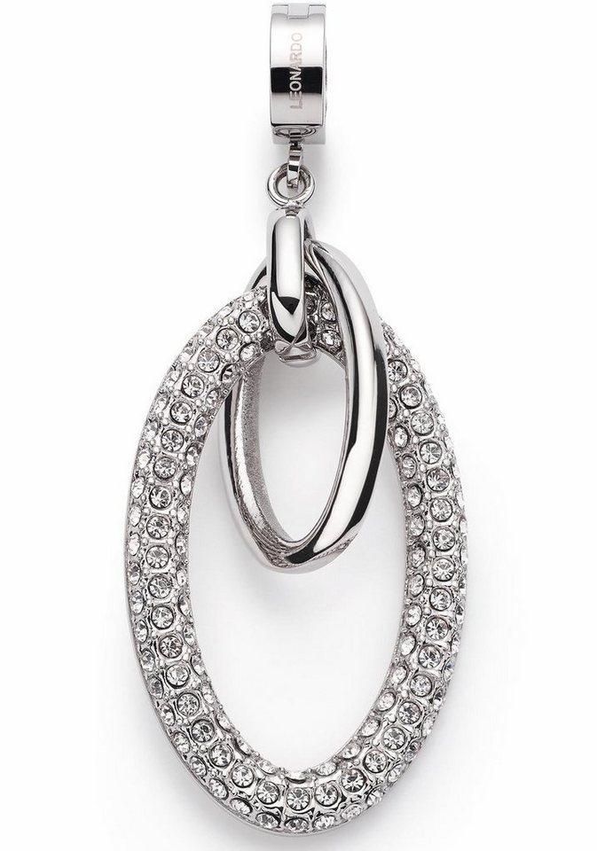 LEONARDO Charm-Einhänger »Martina Darlin´s, 016539« mit Kristallsteinen | Schmuck > Charms > Charms Anhänger | LEONARDO