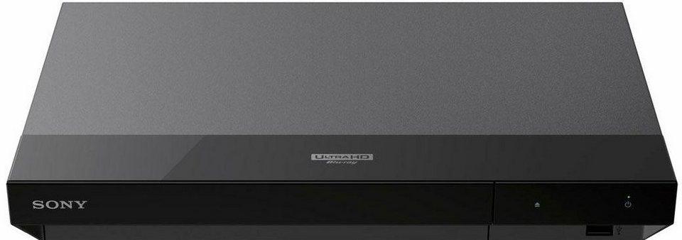 sony ubp x700 blu ray player lan ethernet 4k ultra. Black Bedroom Furniture Sets. Home Design Ideas