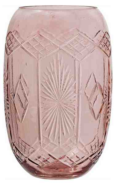 Bloomingville Vase aus Glas