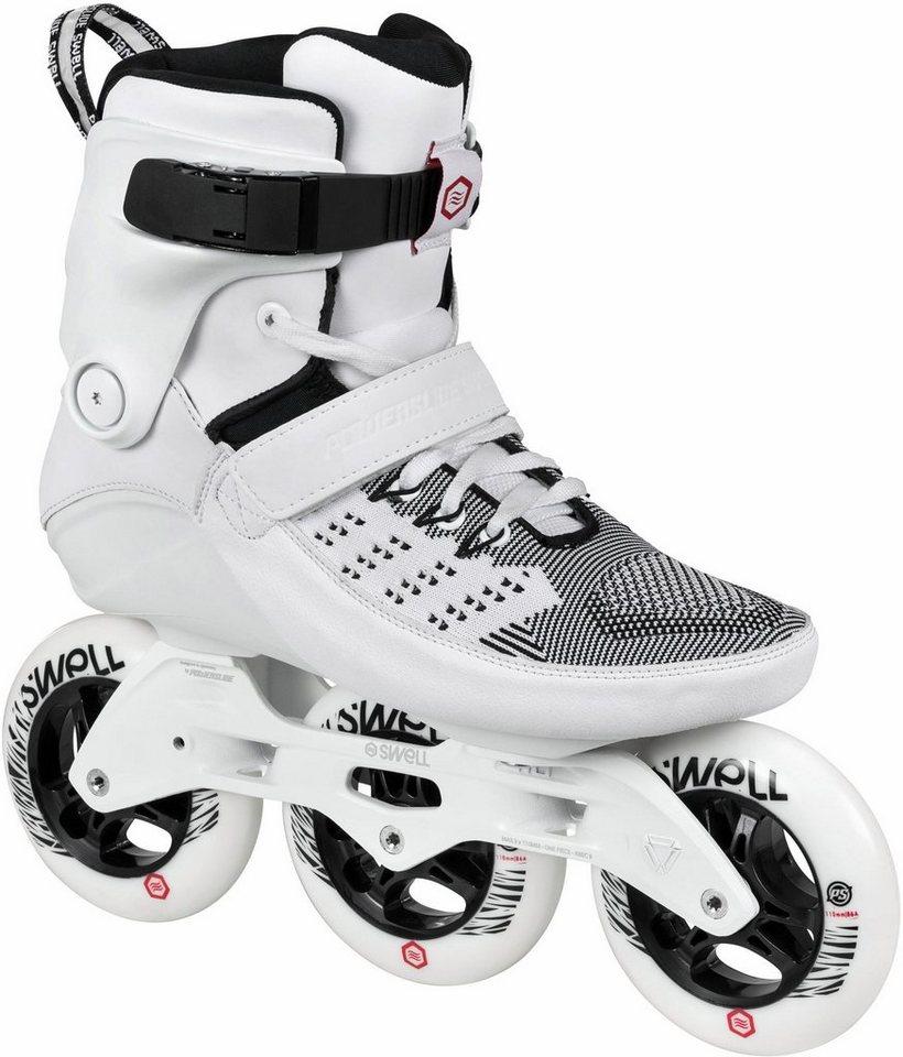 Powerslide Ultra White: Powerslide Inline Skates, »Swell Ultra White 110«