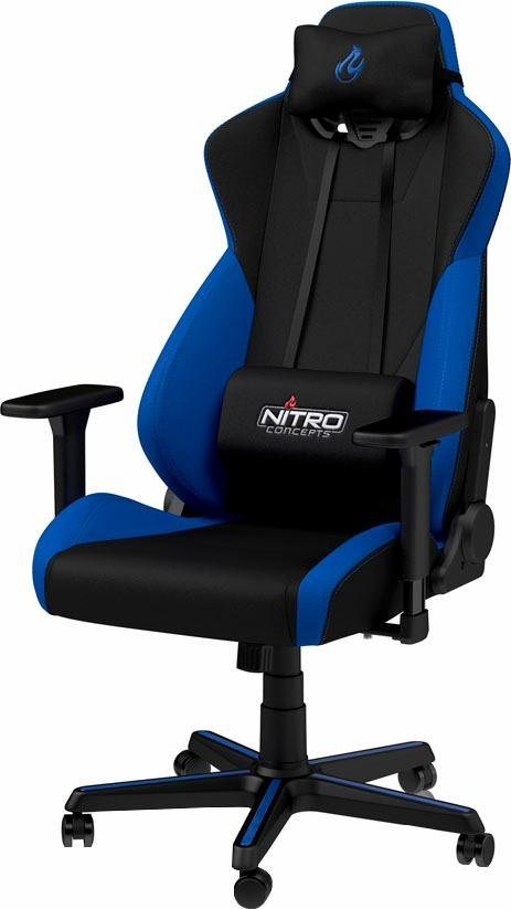 nitro concepts s300 gaming stuhl online kaufen otto. Black Bedroom Furniture Sets. Home Design Ideas