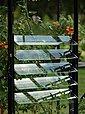 VITAVIA Lamellen-Wandfenster , schwarz, BxH: 61x45 cm, Bild 2