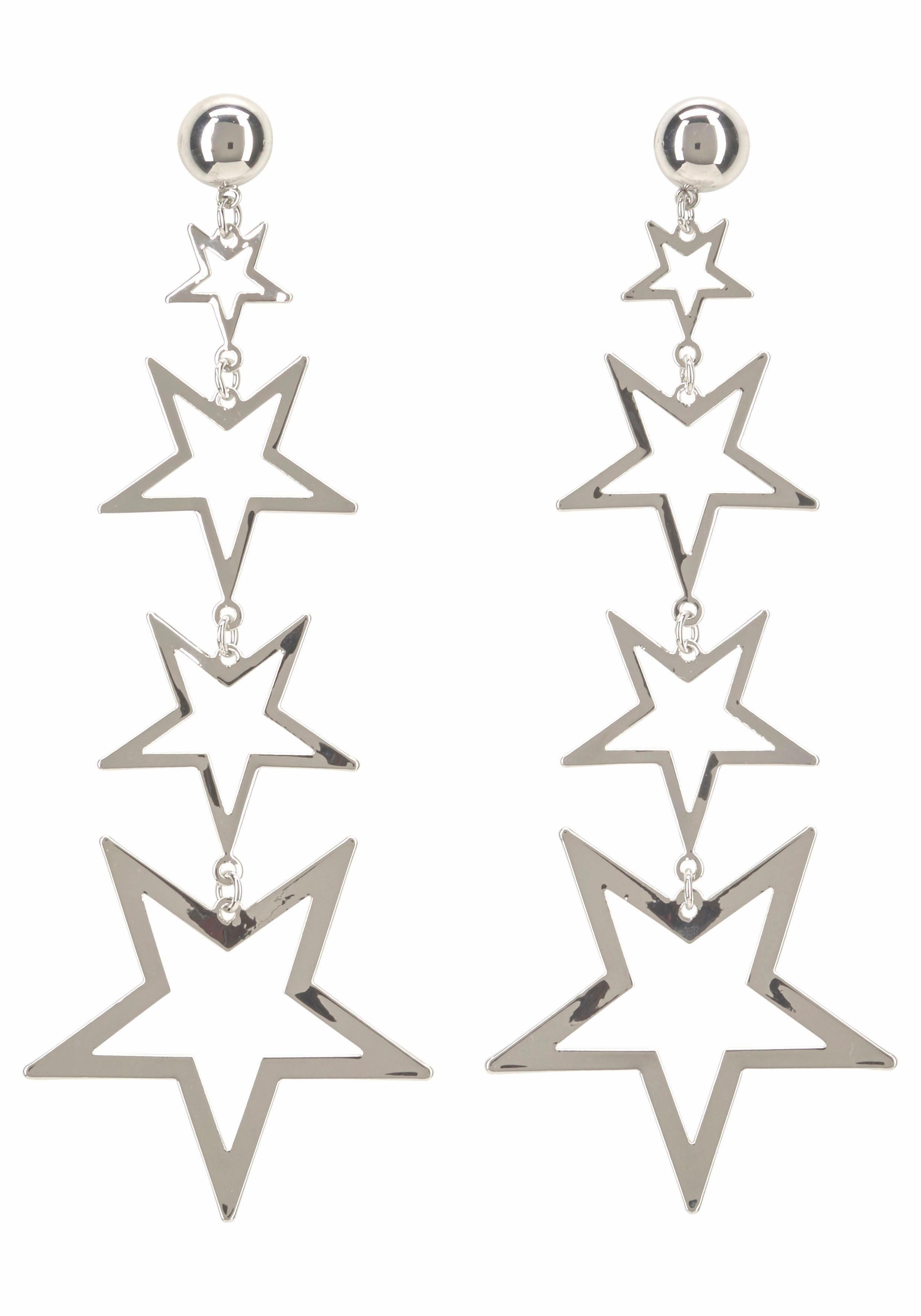 J.Jayz Ohrstecker mit Sternen
