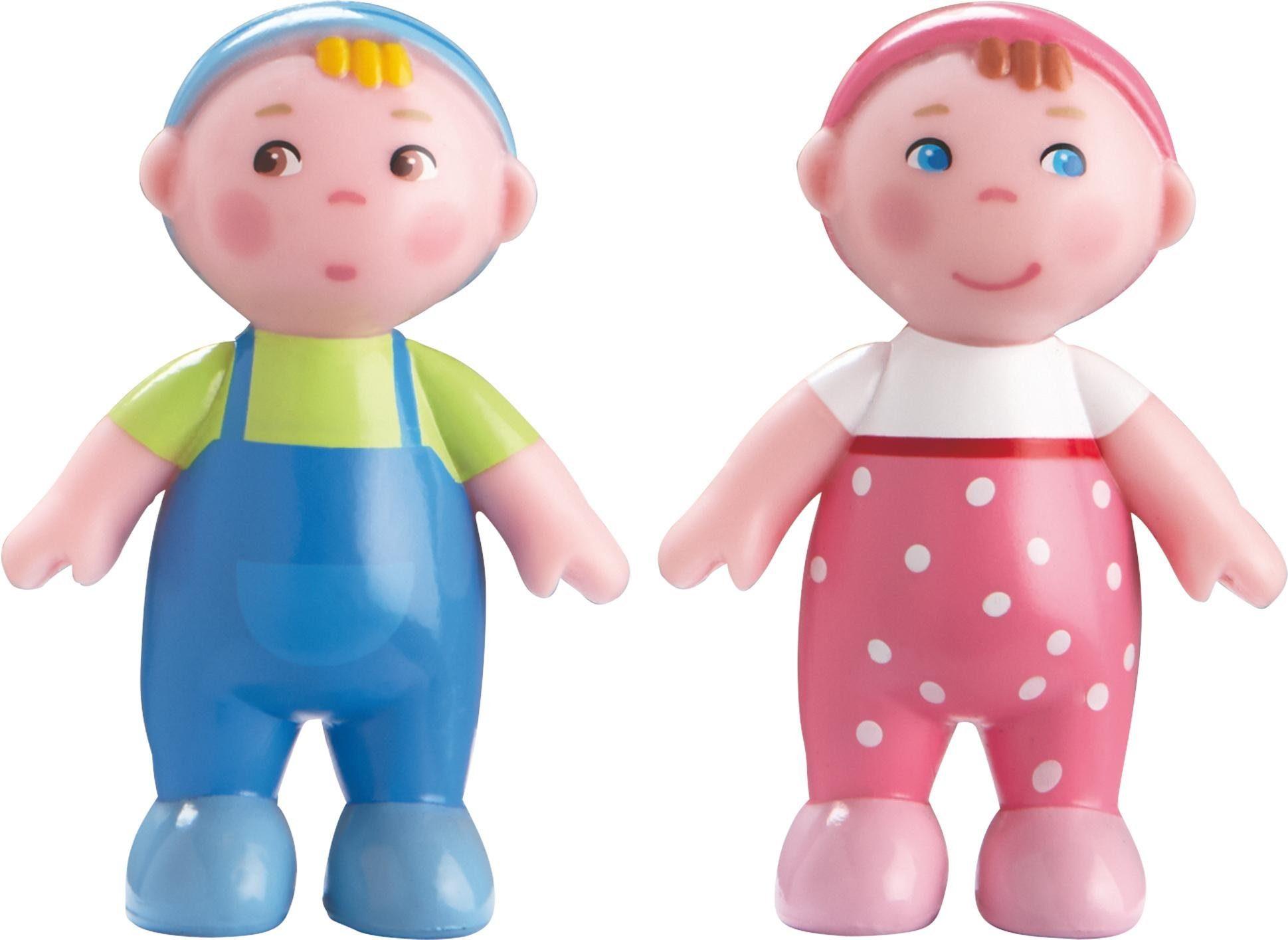 HABA® Puppenset, »Little Friends - Babys Marie und Max«