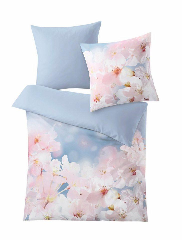Wendebettwasche Sakura Kleine Wolke Im Blumendesign Online Kaufen Otto