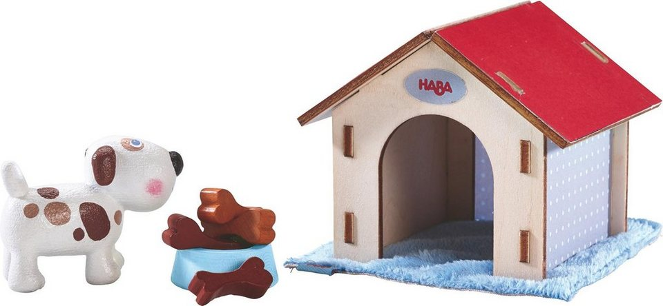 haba spielfiguren set little friends hund lucky. Black Bedroom Furniture Sets. Home Design Ideas