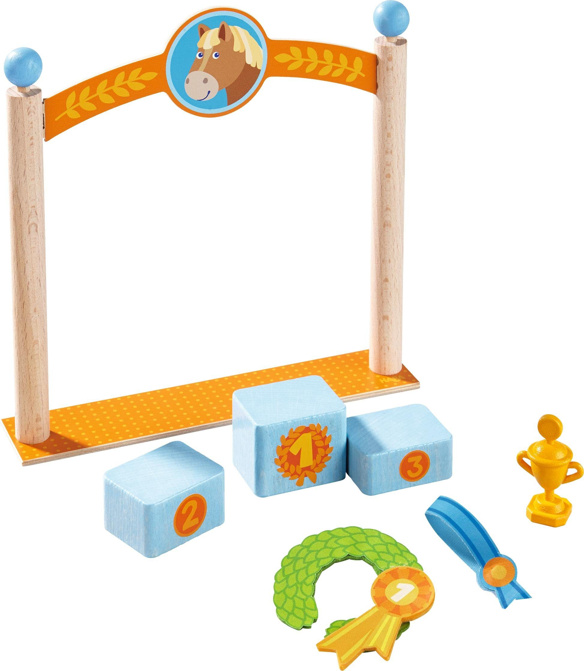 HABA® Spielset, »Little Friends - Siegerpodest«