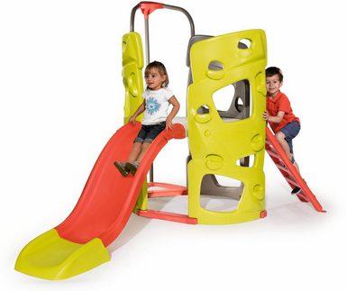 Smoby Spielturm »Kletter-Spielturm mit Rutsche«