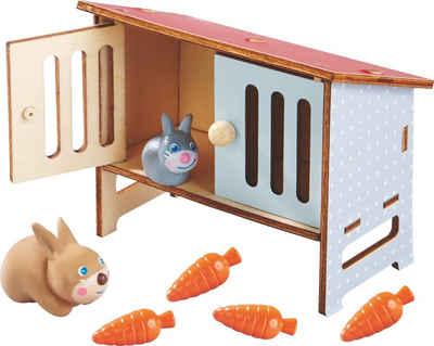 Haba Little Friends SchweinTierfigurSpielfigurBauernhof Spielzeug Kleinkindspielzeug