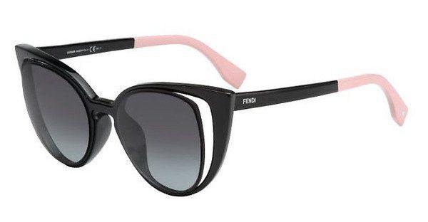 FENDI Damen Sonnenbrille »FF 0136/S«