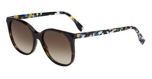 FENDI Damen Sonnenbrille »FF 0172/S«