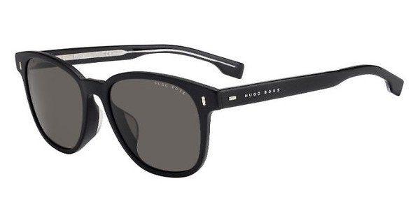 Boss Herren Sonnenbrille » BOSS 0953/F/S«, blau, HW8/XT - blau/blau