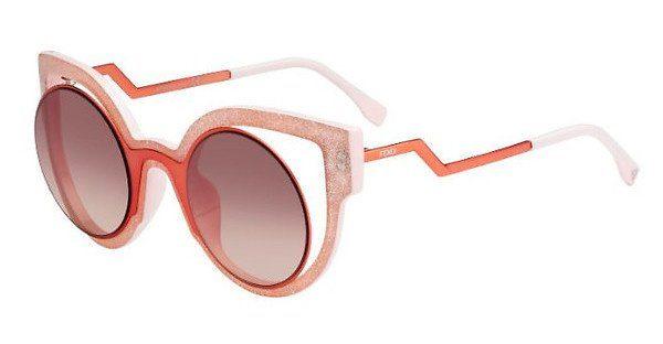 FENDI Damen Sonnenbrille »FF 0137/S«