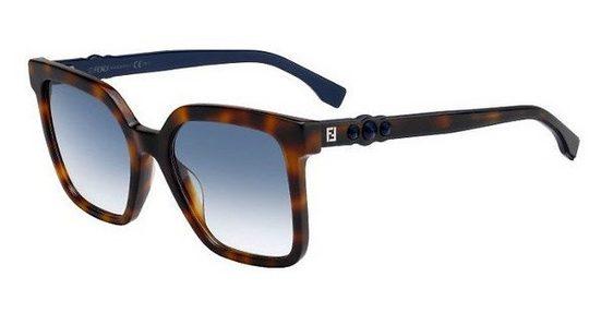 FENDI Damen Sonnenbrille »FF 0269/S«